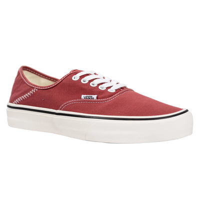 Vans Authentic SF - Mineral Red/Marshmallow