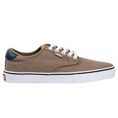 Vans Chima Ferguson Pro - (Twill) Portabella/Dress Blues