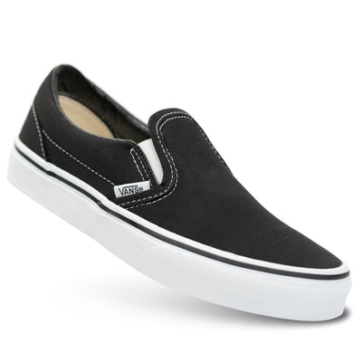 Vans Kids Slip-On - Black/True White