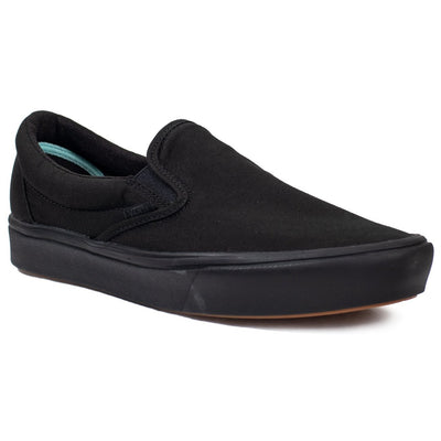 Vans Comfycush Slip-On - (Classic) Black/Black