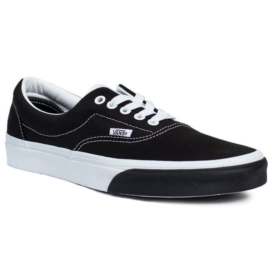 Vans Era (Color Block) - Black/True White