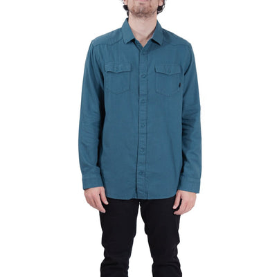 Vans Hereford Long Sleeve Flannel - Stargazer