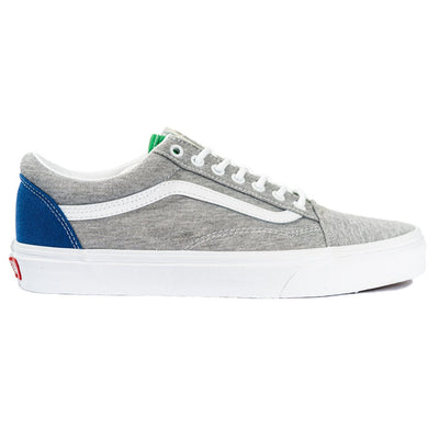 Vans Kids Old Skool - (Coastal) Grey/True White
