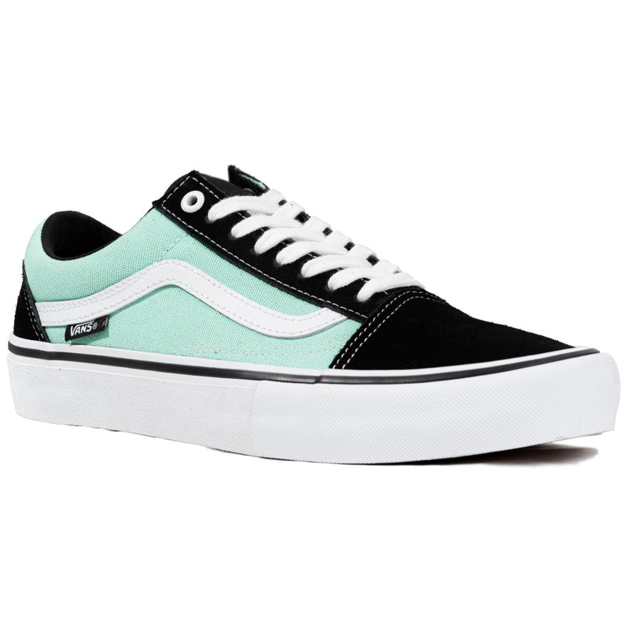 Vans Old Skool Pro - Black/Jade