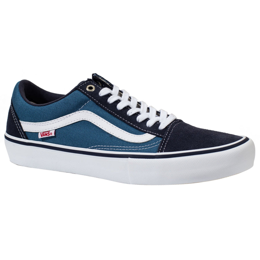 Vans Old Skool Pro - Navy/Stv Navy/White
