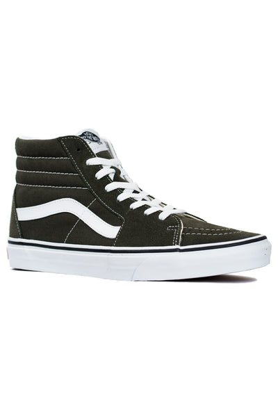 Vans Sk8-Hi - Forest Night/True White
