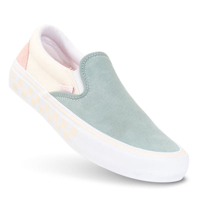 Vans Classic Slip-On Pro - (Washout) Blue/Antique