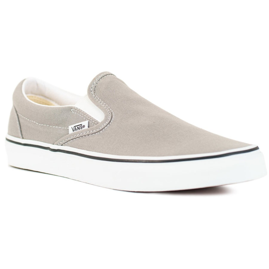 Vans Classic Slip-On - Drizzle/True White