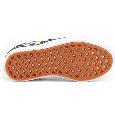 Vans Kids Comfycush Era - (Checkerboard) Multi/Black