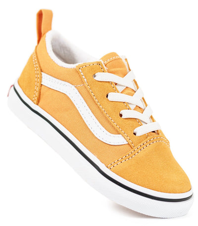 Vans Toddler Old Skool Elastic - Golden Nugget/True White