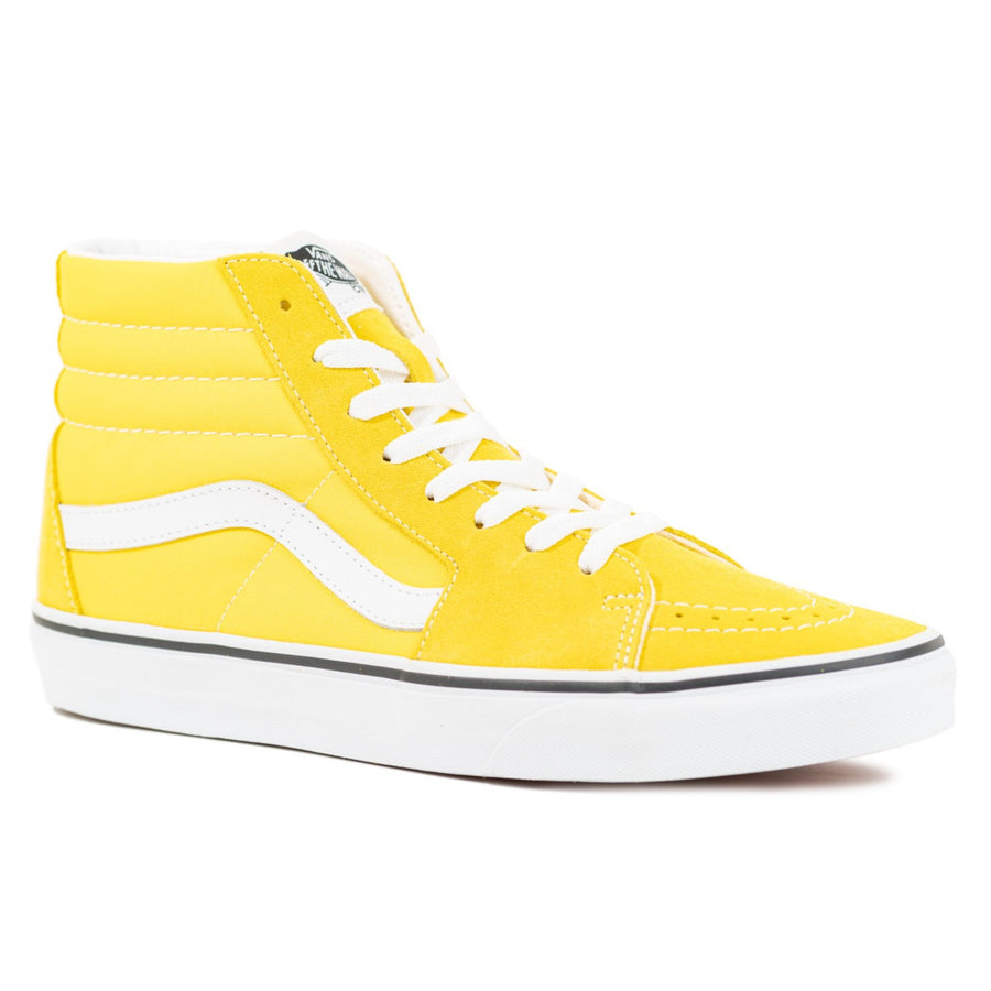 Vans Sk8-Hi - Cyber Yellow/True White