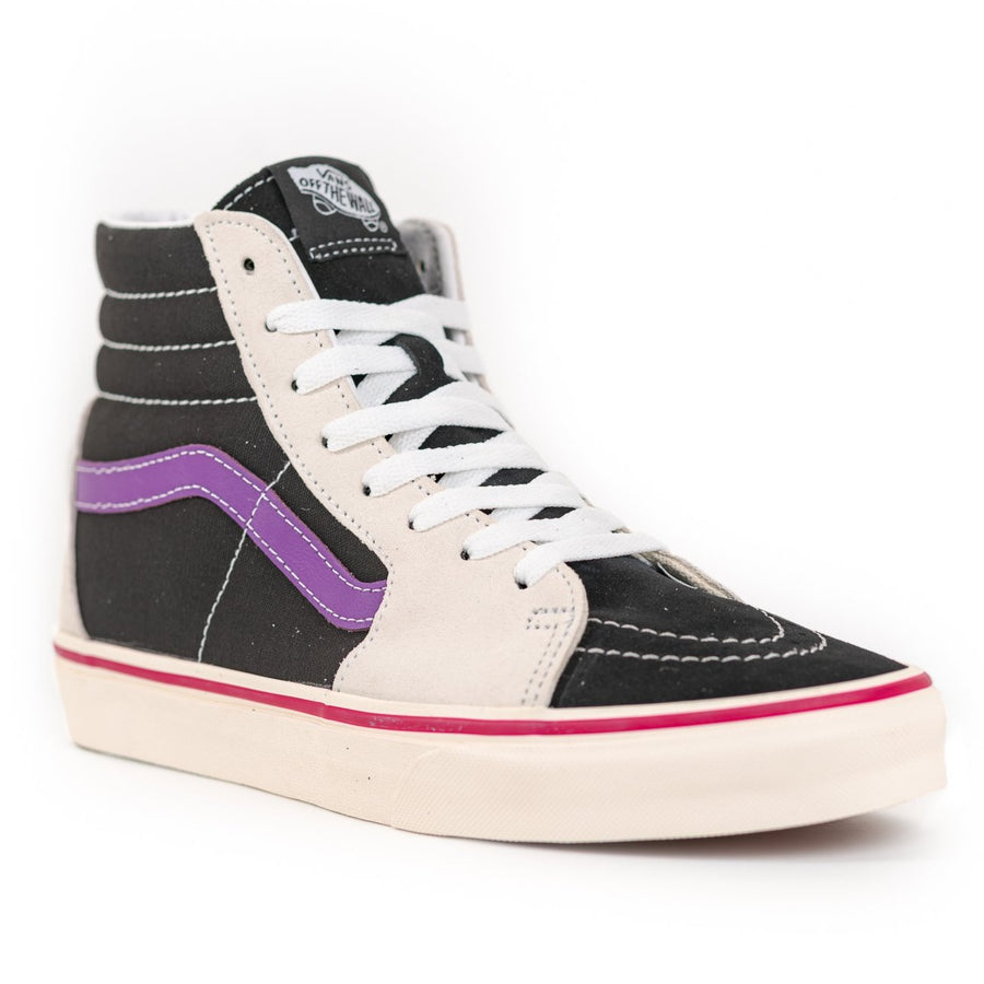 Vans Sk8-Hi - (Retro Sport) Black/Amaranth Purple
