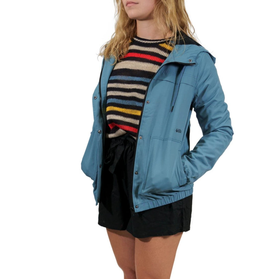 Volcom Enemy Stone Jacket - Sandy Indigo
