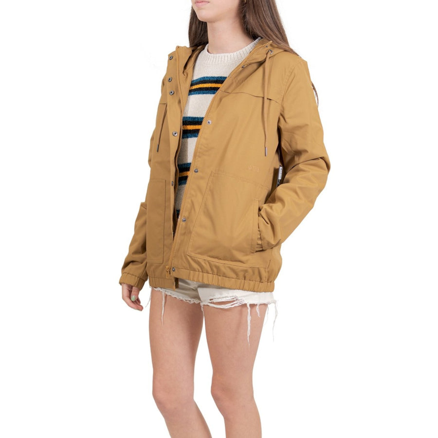 Volcom Enemy Stone Jacket - Gold