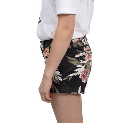 Volcom Frochickie Shorts - Black Combo