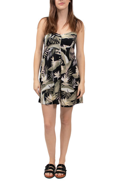 Volcom Hey Bud Cami Dress - Black