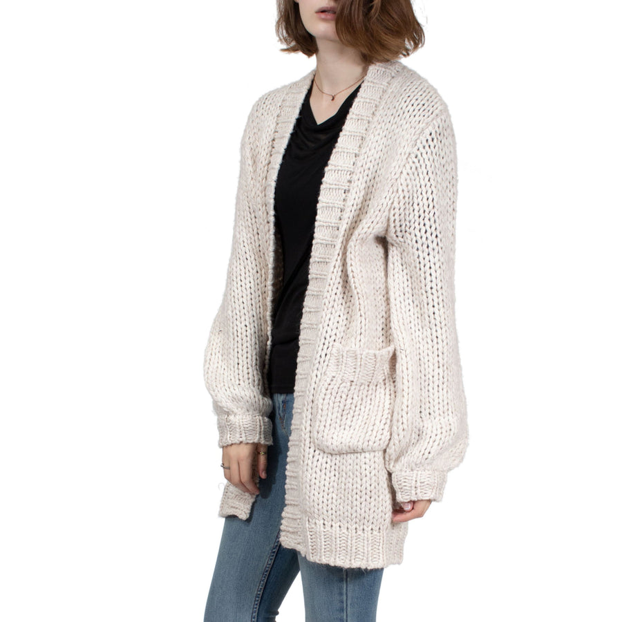 Volcom Knitstix Sweater - Oatmeal
