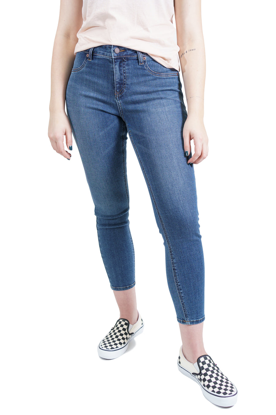 Volcom Liberator Leggings - Indigo Ridge Wash