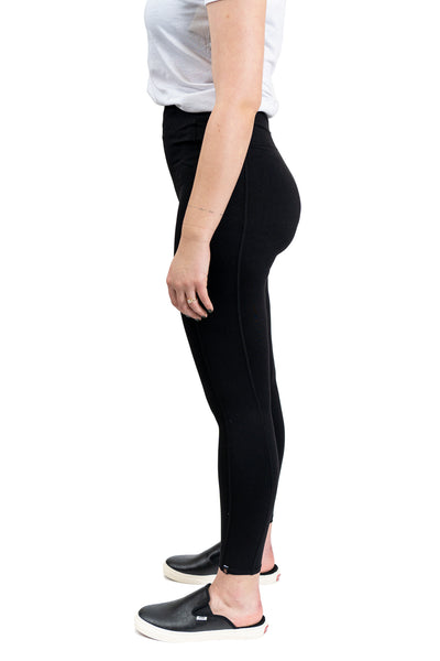 Volcom Lived in Lounge Legging - Black