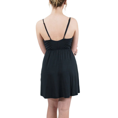 Volcom Not My Luv Cami Dress - Black