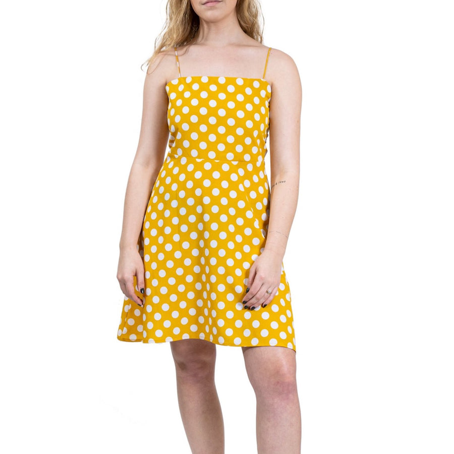 Volcom Read the Room Dress - Dot