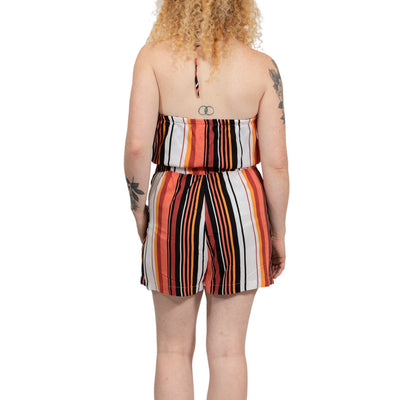 Volcom Stoney Times Romper - Dark Clay