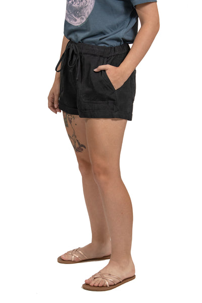 Volcom Sunday Strut Shorts - Brushed Black