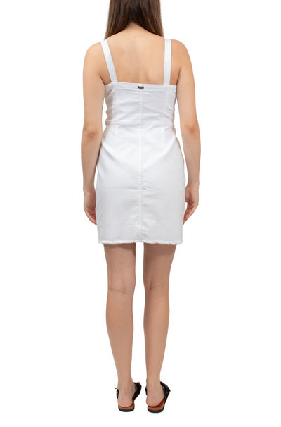 Volcom Vol Stone Dress - White