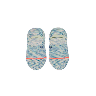 Stance Spacer Super Invisible Sock - Light Blue