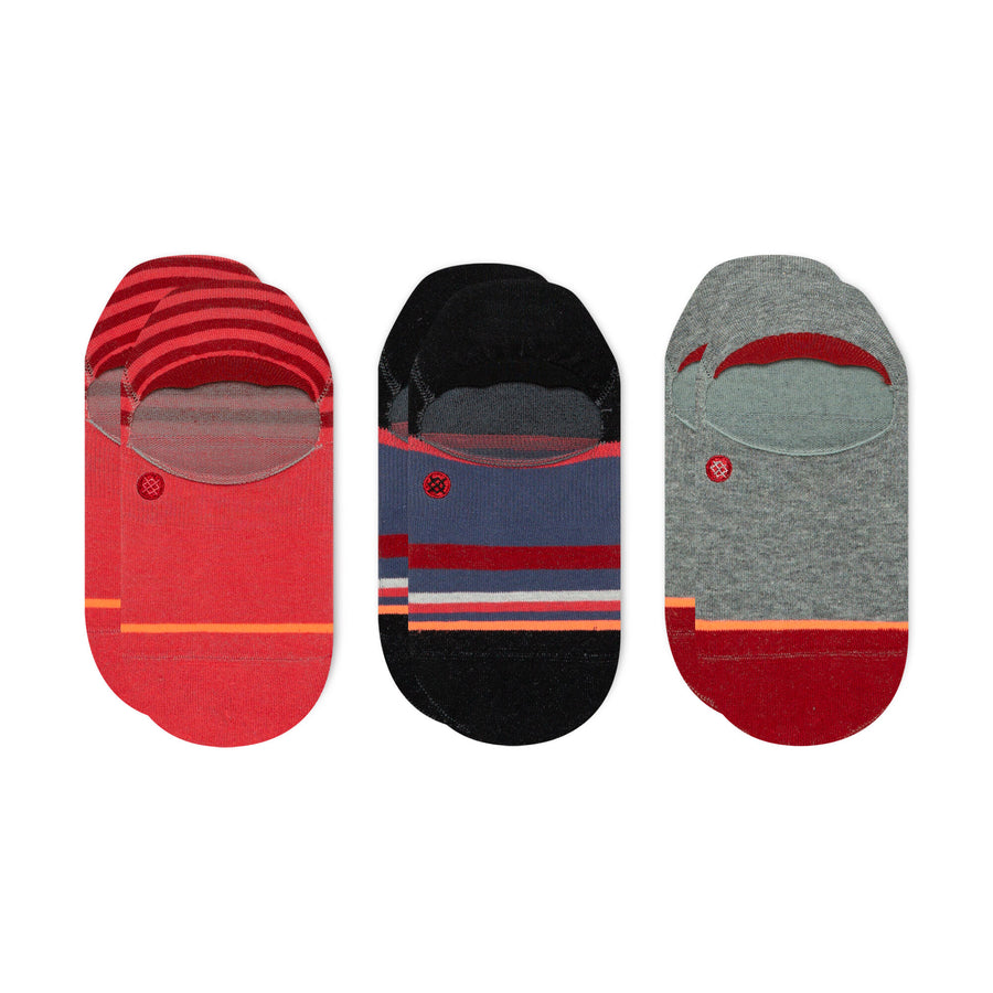 Stance Abigail Super Invisible Socks - 3-Pack