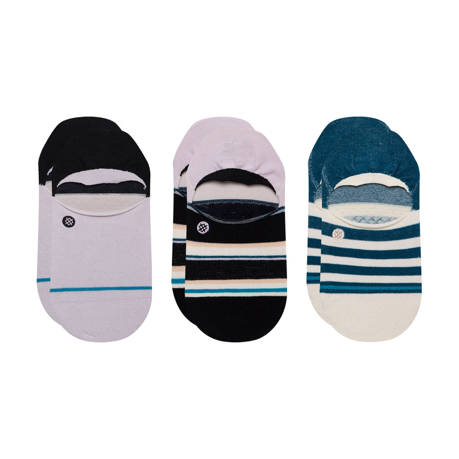 Stance Less is More Super Invisible Socks - 3-Pack