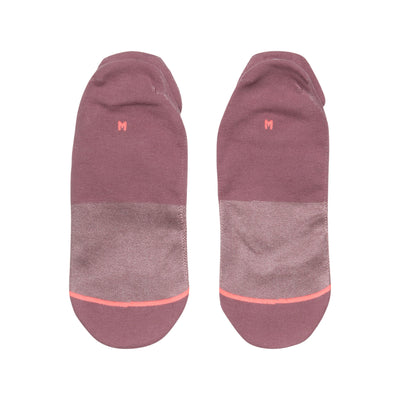 Stance Committed Socks - Rose Smoke