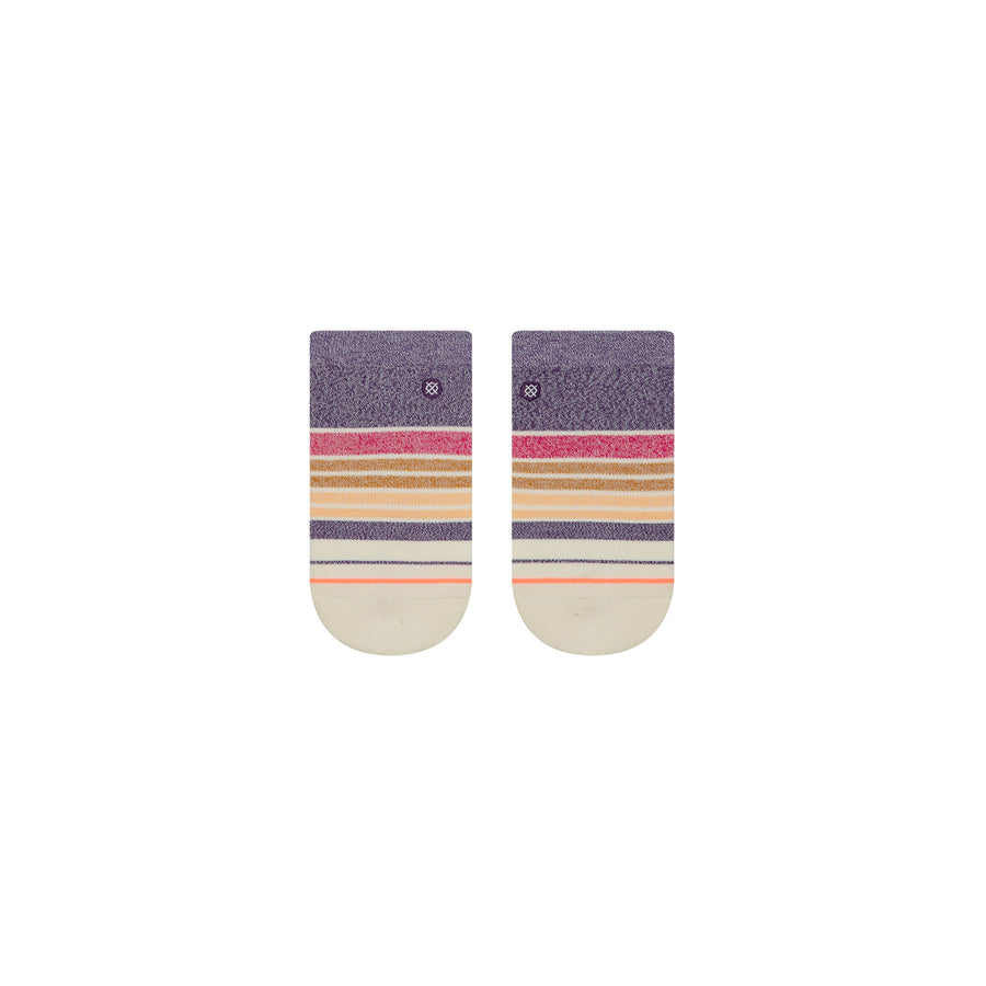 Stance Bring It Back Tab Socks - Purple