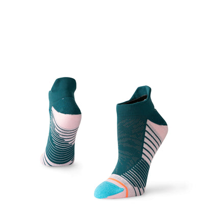 Stance Painted Lady Tab Socks - Green