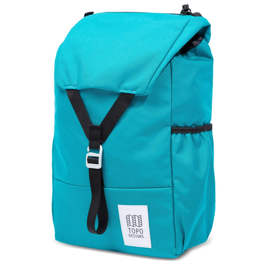 Topo Designs Y-Pack - Turquoise