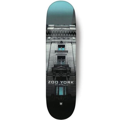 Zoo York Bank of New York Skateboard Deck - 8.5