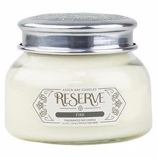 Aspen Bay Reserve Collection Signature Jar - Fire