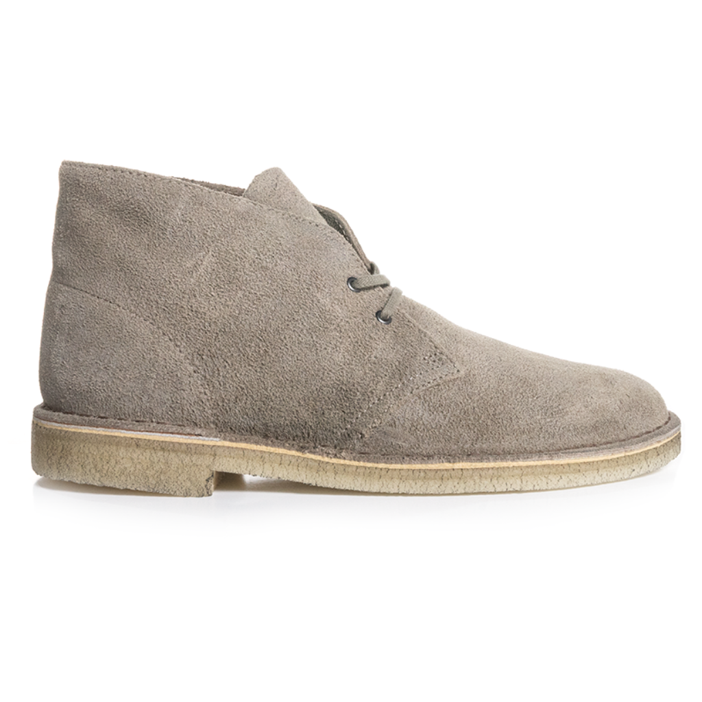 Boot Clarks Suede Taupe Desert Chane fxFqxn0H