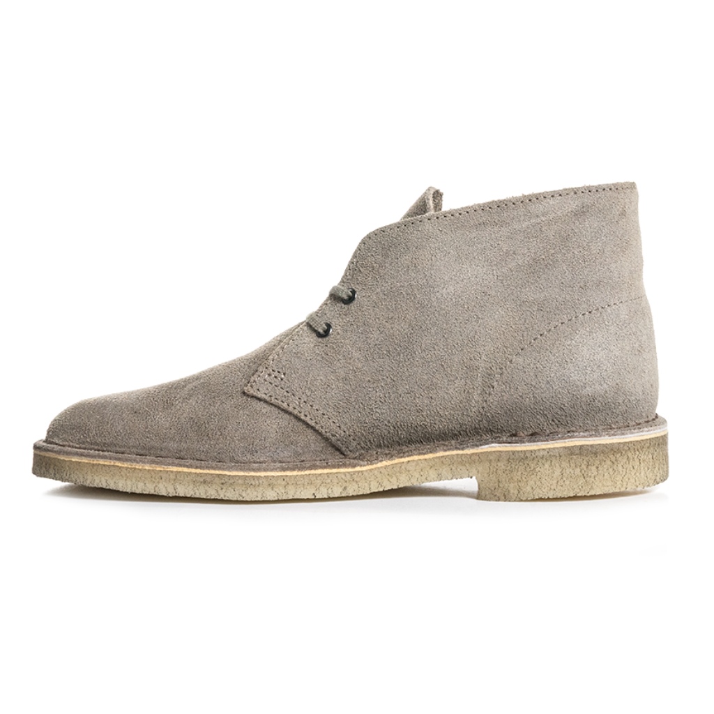 Clarks Desert Boot - Taupe Suede