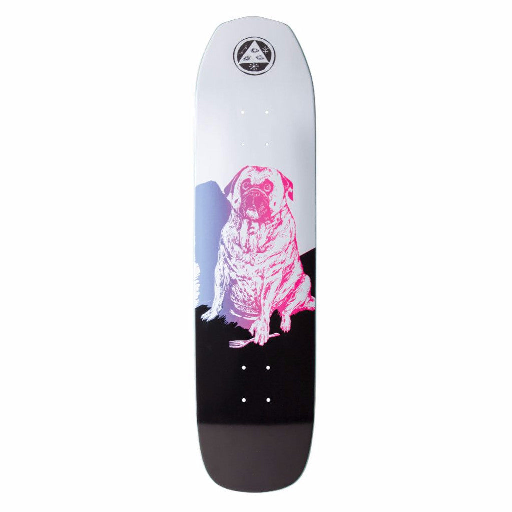 Welcome Common Goblin on Vimana Skateboard Deck 8.25