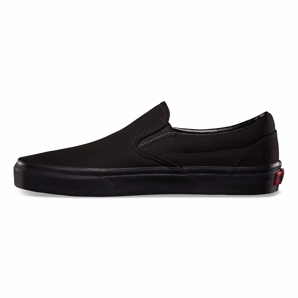 Vans Classic Slip-On - Black/Black