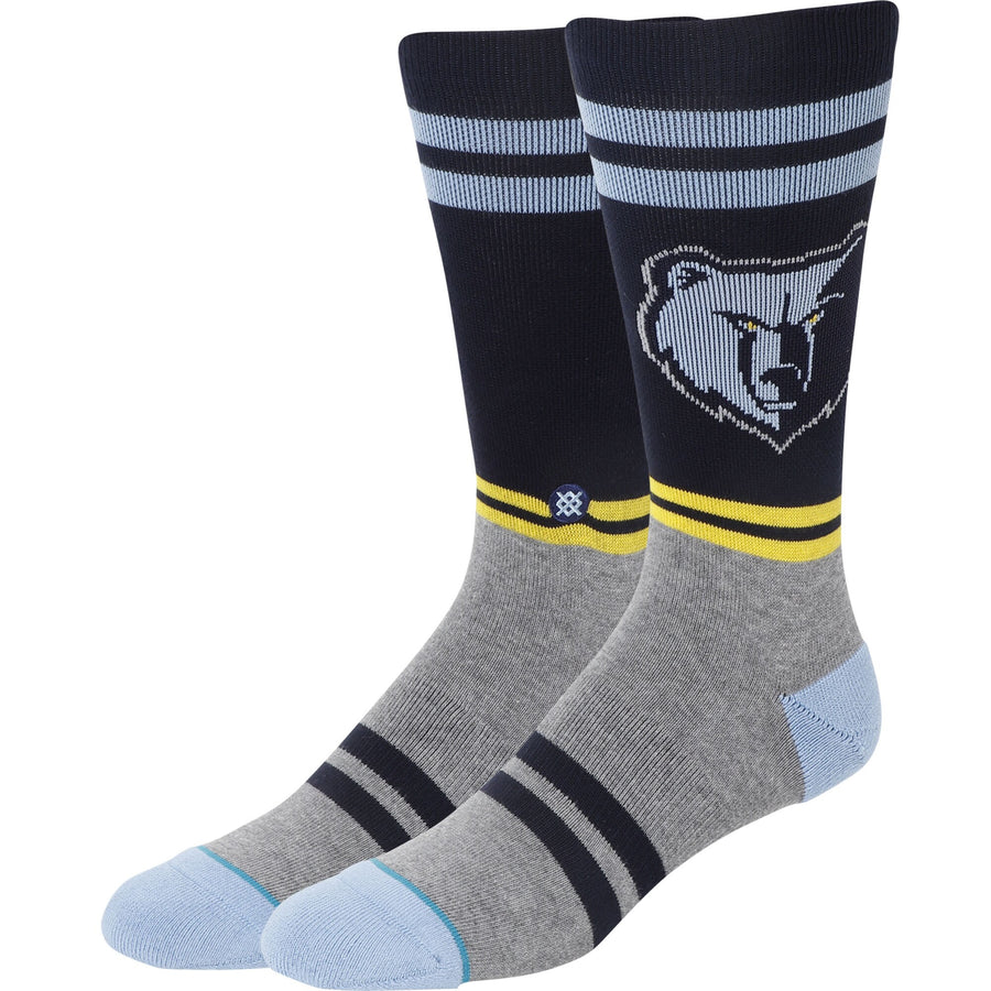 Stance City Gym Memphis Grizzlies Socks