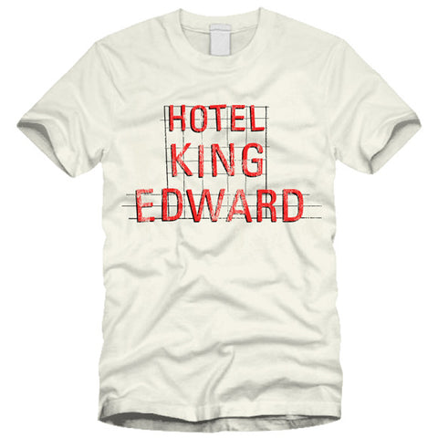 Hotel King Edward Sign