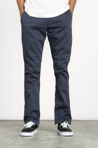 RVCA Week-End Pant - Midnight