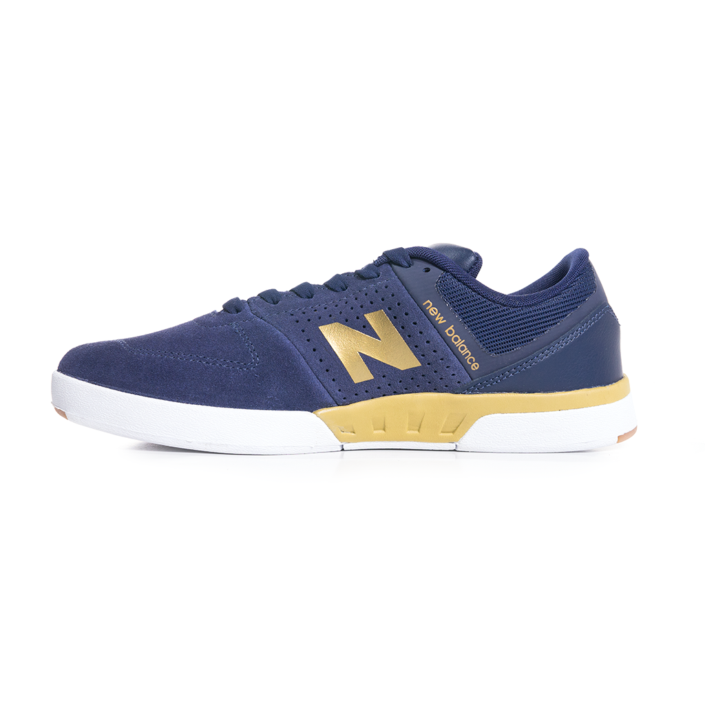 New Balance Numeric PJ Stratford 533 - Pigment/Magnet & Gold (PD2)