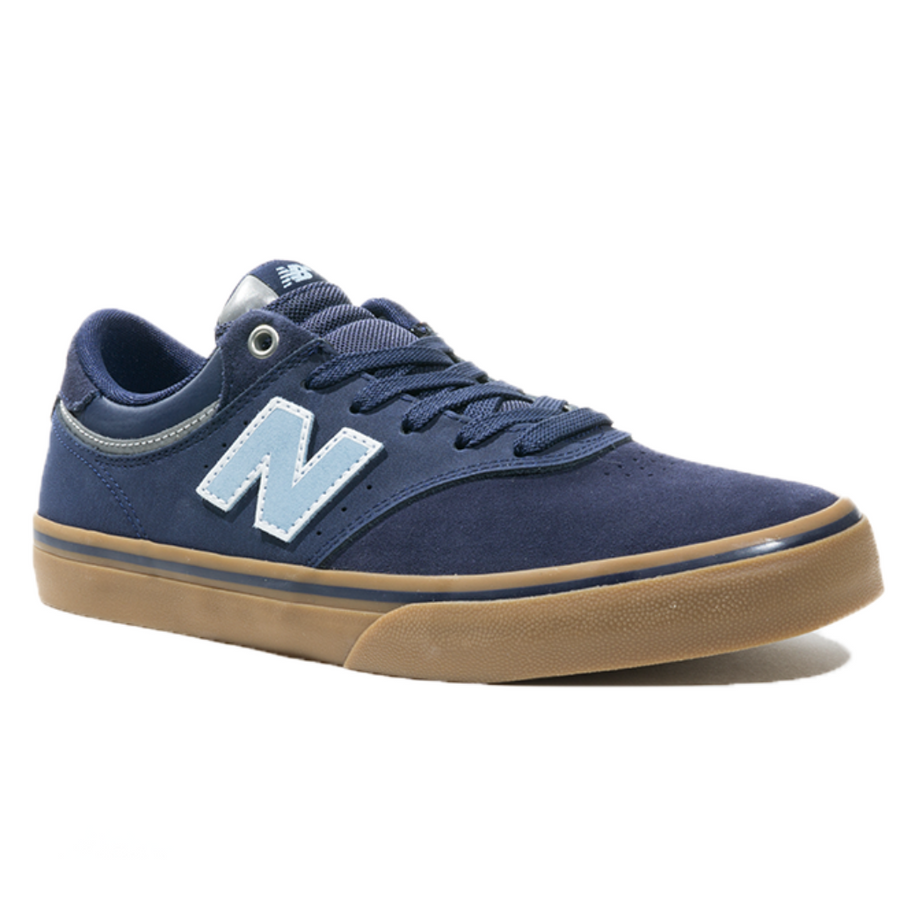 New Balance Numeric 255 - Navy/White (NVY)