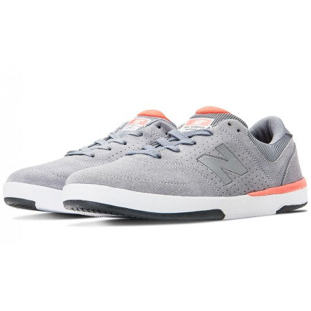 New Balance Numeric PJ Stratford 533 - Grey with Fire (STO)