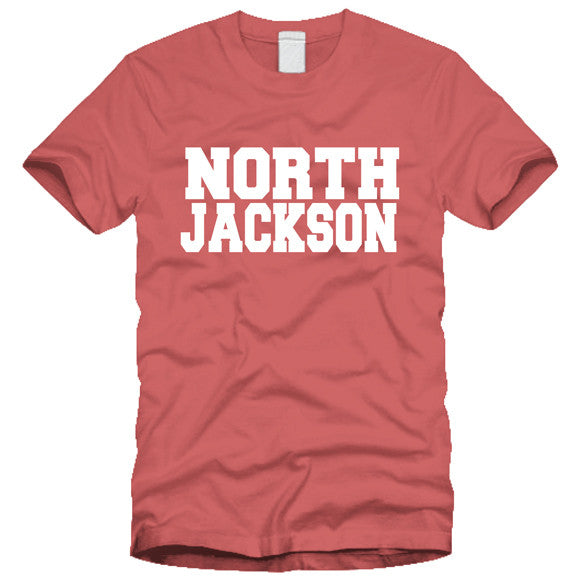 North Jackson Block Letters