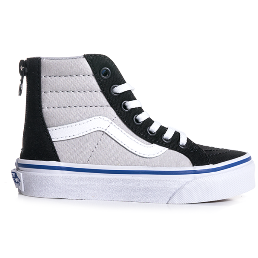 ee2029d4c1 Vans Sk8-Hi Zip (Pop) Black Micro Chip - Chane