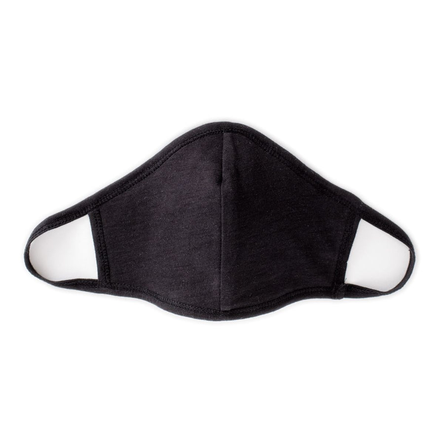 Brixton Reversible Face Mask - Black Polka